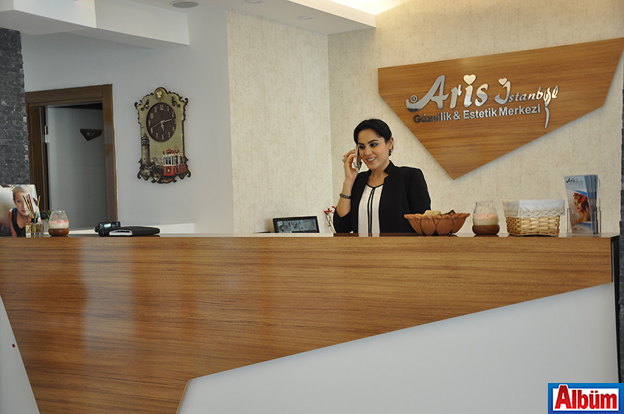 Aris İstanbul Güzellik Merkezi 4