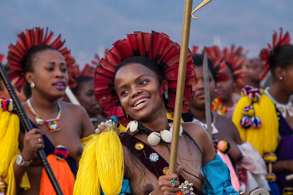 zulu traditional dance history