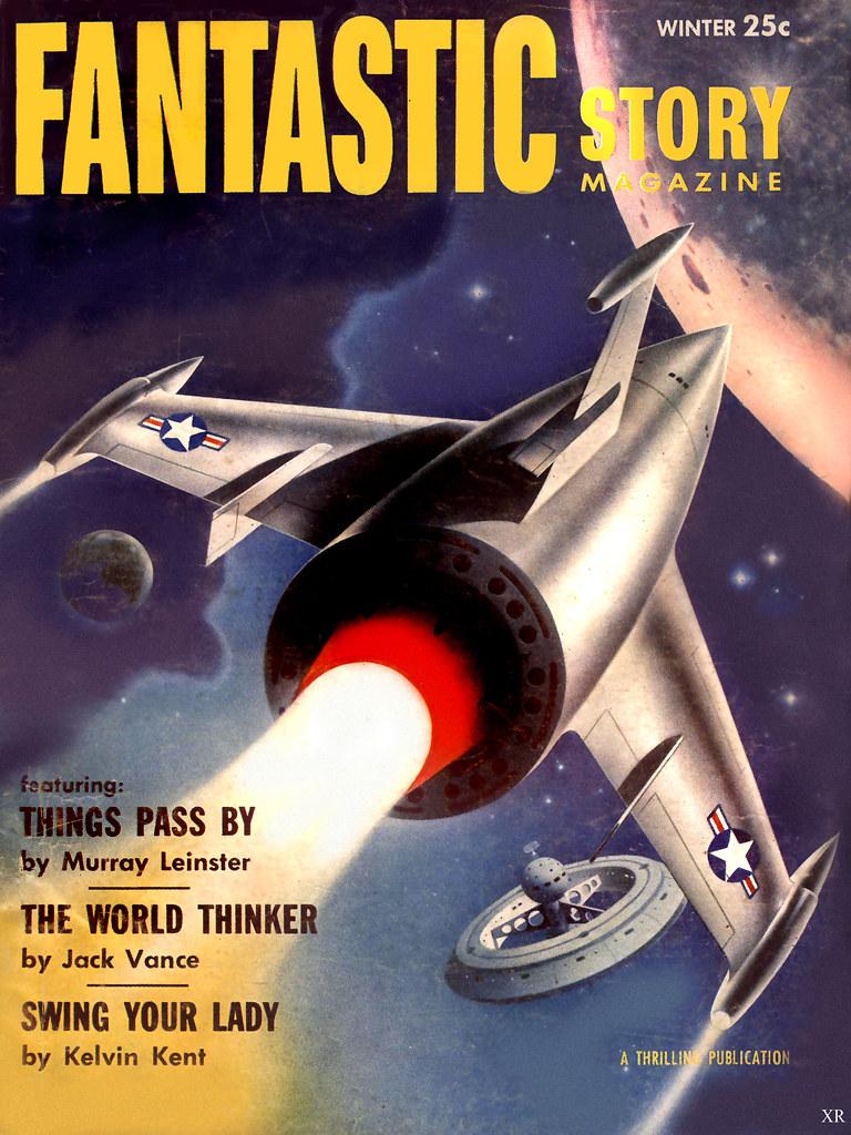 1955 ... Fantastic Story!