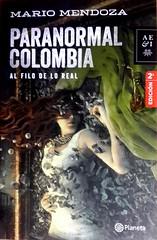 Paranormal Colombia, Mario Mendoza