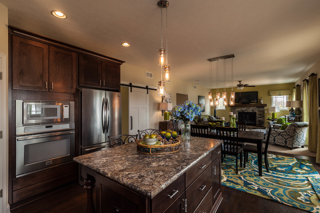 Charleston model virtual tour ashland wayne homes for R kitchen charleston
