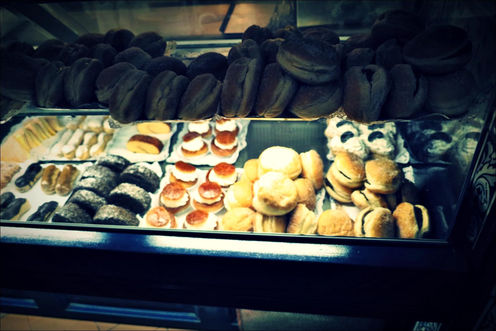 빵-'파스테이스 드 벨렘'