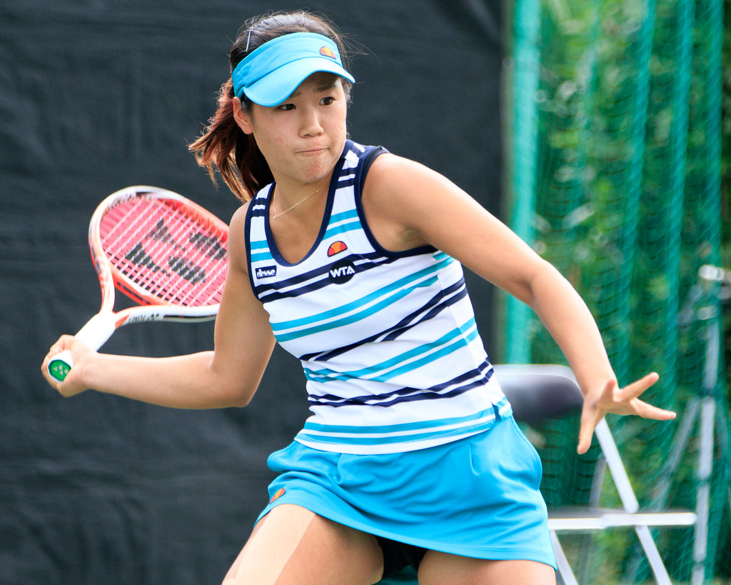 Nao Hibino Japanese Woman No 1 Tennis Player Now She