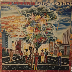EARTH,WINF & FIRE:LAST DAYS AND TIME(JACKET A)