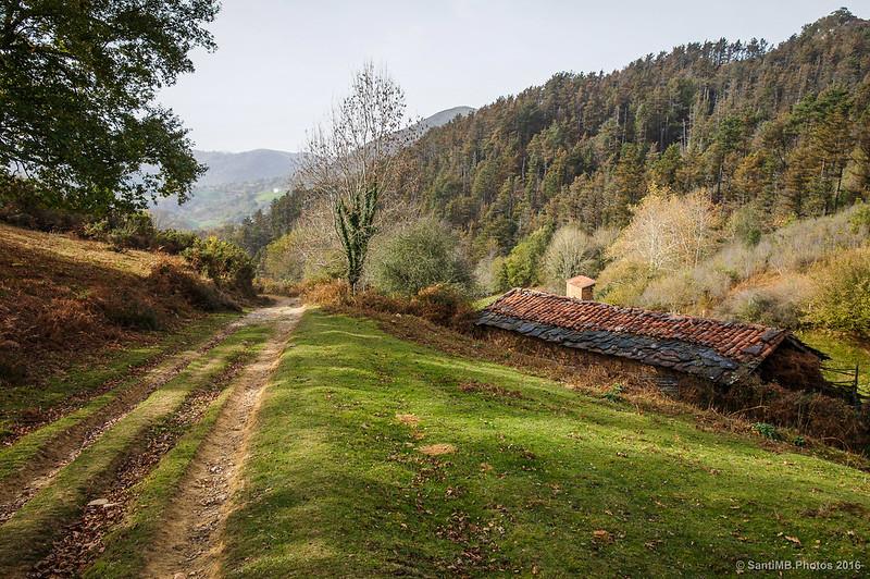 El camino de subida al Azkar