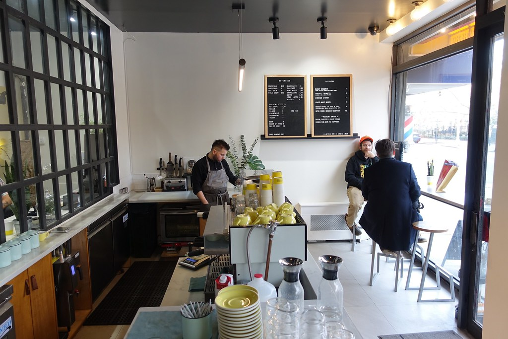 Three Seat Espresso & Barber | 137 Ave A | New York | NY 10009