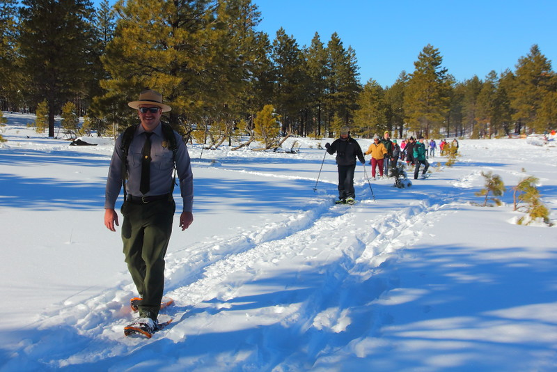 IMG_9078 Ranger-Led Snowshoe Walk, Bryce Canyon National Park