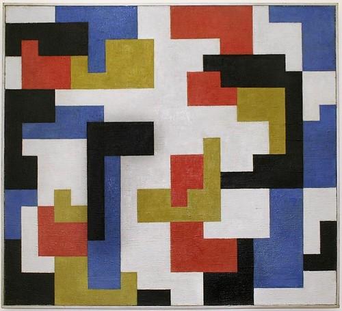 2.Beekman, Compositie, 1920