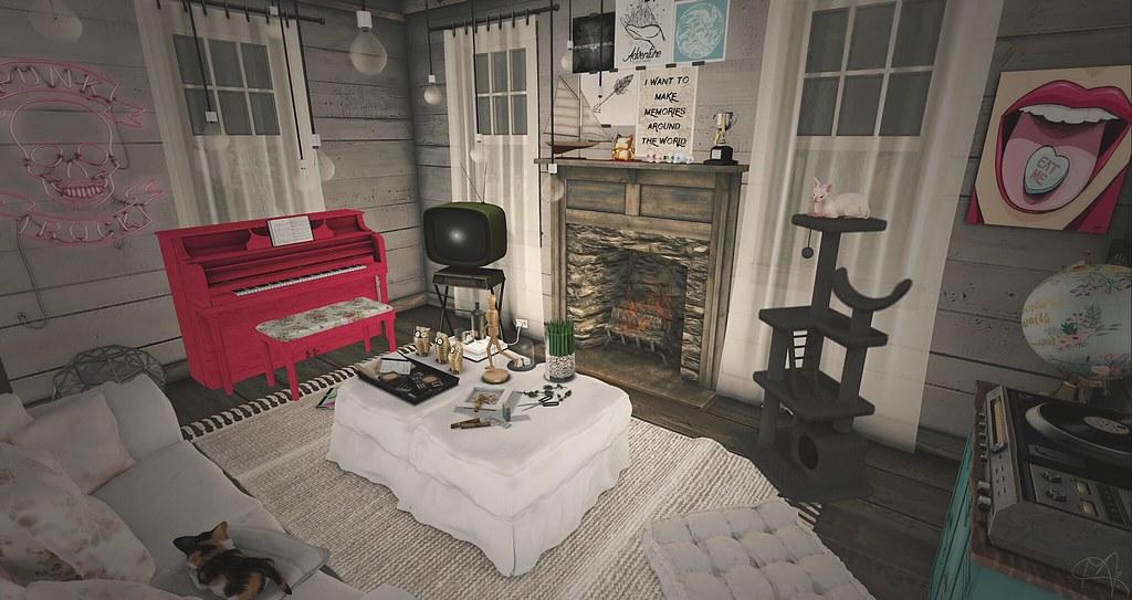 # Mili # 3192 - Home Sweet Home