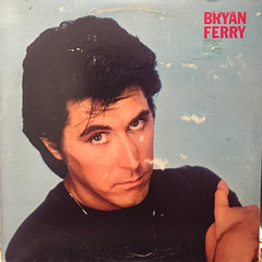 BRYAN FERRY:THESE FOOLISH THINGS(JACKET A)