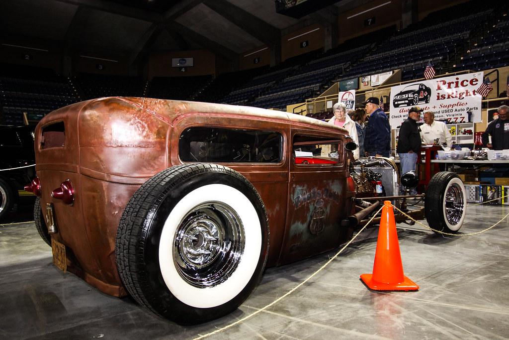 29 Rat | 1929 Ford Rat Rod at MDA car show in Roanoke VA | Ricky ...