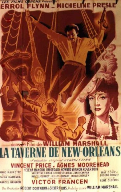 Adventures of Captain Fabian - Poster 2
