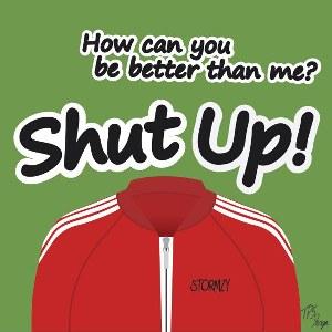 Stormzy – Shut Up