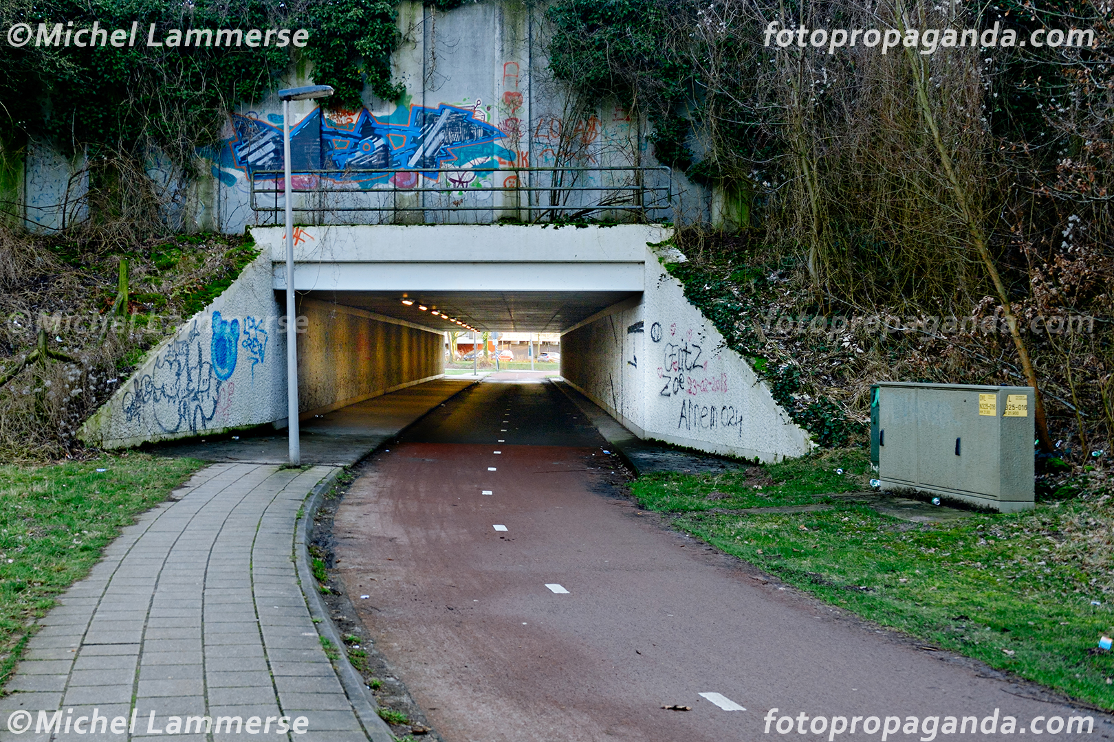 tunnel Eimersweide