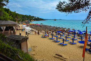 Makris Gialos Beach | by free3yourmind
