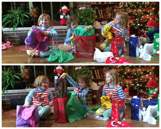 School Christmas Party's and Kiki's 201442
