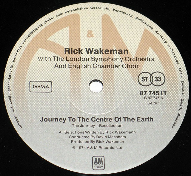 Rick Wakeman Journey to the Centre of the Earth with the London Symphony Orchestra