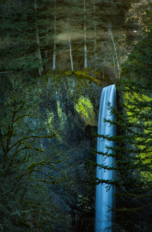 Latourell Falls (Vertical)