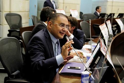 Senador Orlando Castañeda