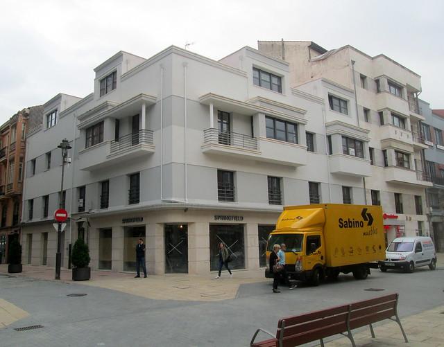 Moderne/Deco, Avilés
