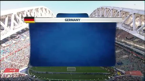 Jerman 3-1 Kamerun