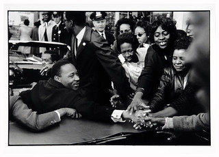 Freed, L.-Dr.Martin Luther King-1964-silv.gel.pr. Ed.13v25+1AP-30x42 | by Teutloff Museum - The Face of Freedom ®