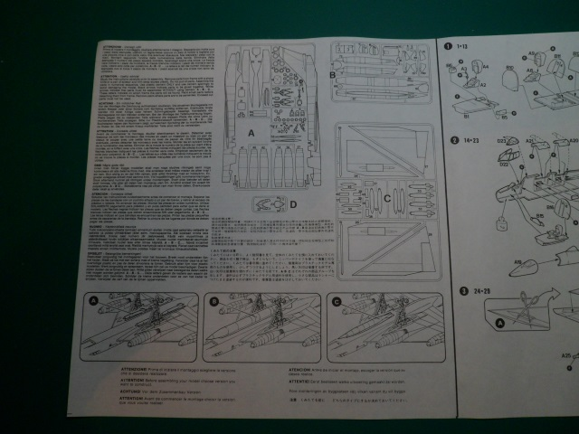 Ouvre-boîte Convair B-58 Hustler [Italeri 1/72] 20927499824_000a3185d4_o