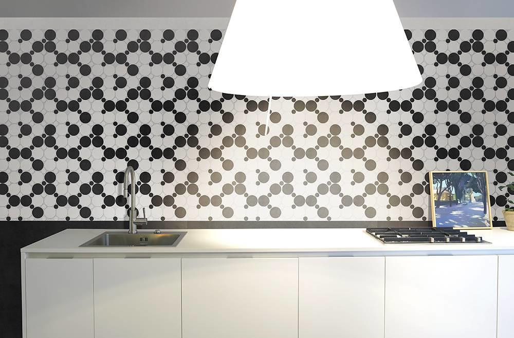 PLAYONE SCR Mosaico | #Cucina con pavimenti e rivestimenti i… | Flickr