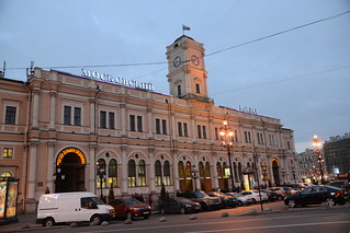 St.Petersburg-Glavny Railway station | by Jorge Lascar