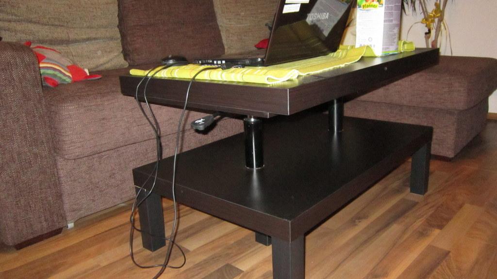 Lift Top Coffee Table Mechanism | #HomeFurniture   Lift Top ...