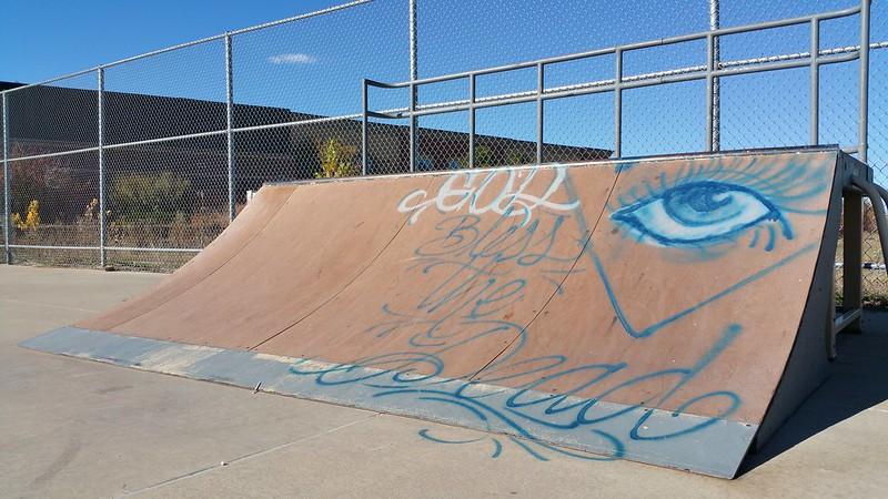 god bless the dead graffiti