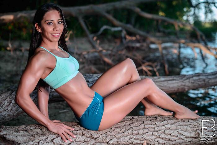 Shirley Fitness Shoot