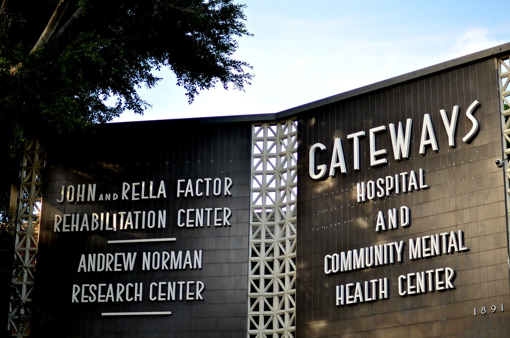Gateways Hospital Echo Park Los Angeles Eric Beteille Flickr