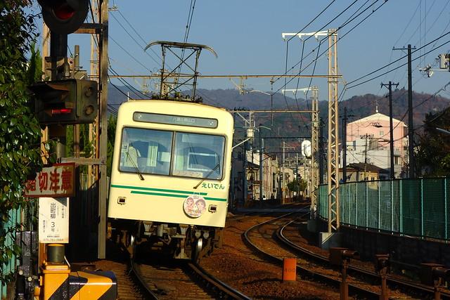 2016/12 叡山電車×ステラのまほう ラッピング車両 #13-02