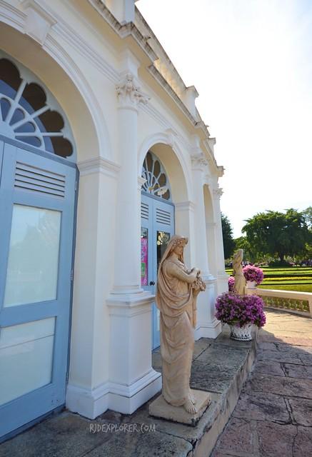 ayutthaya historical park bang pa-in palace