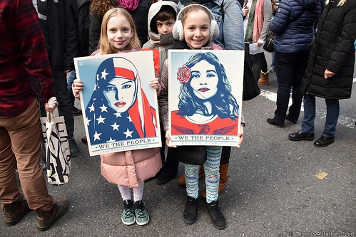 Women's March On NYC (17)