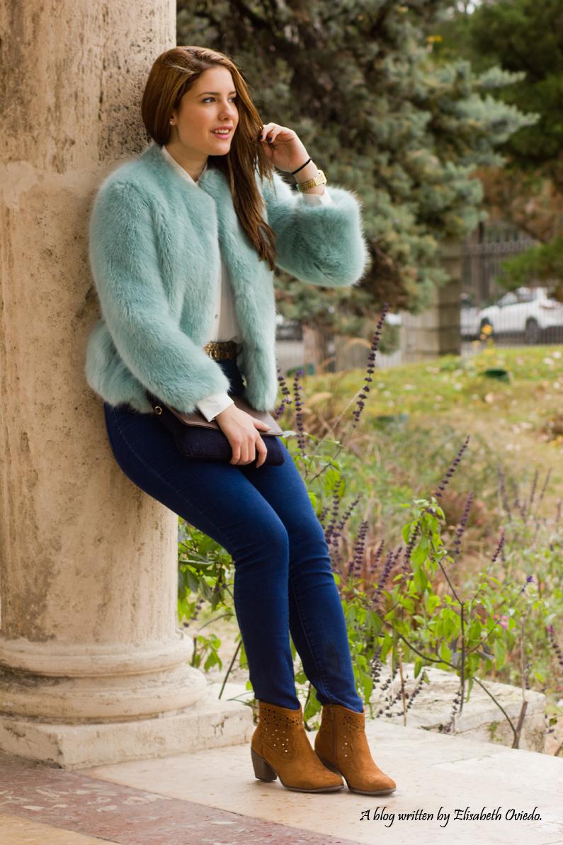 abrigo pelo zara look invernal barcelona outfit (2)