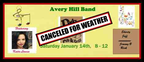 Avery Hill 1-14-17