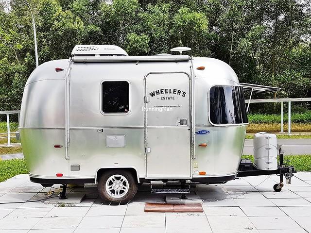 Wheeler's Estate Camper Van
