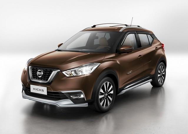 Nissan Kicks 2017 1