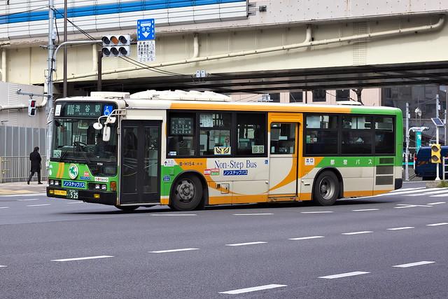 2017/02/24 東京都交通局 H154