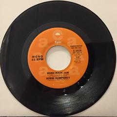 BOBBI HUMPHEREY:HOME-MADE JAM(RECORD SIDE-B)