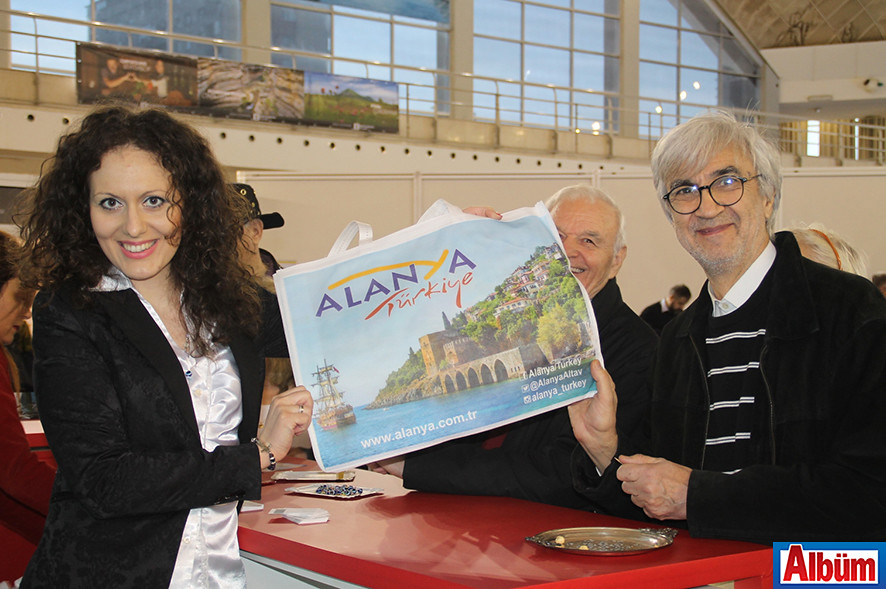 Tanıtımda Alanya Farkı ( Uluslararası Belgrad Turizm Fuarı)12