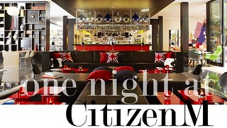 onenightatcitizenm | by featherlightblog