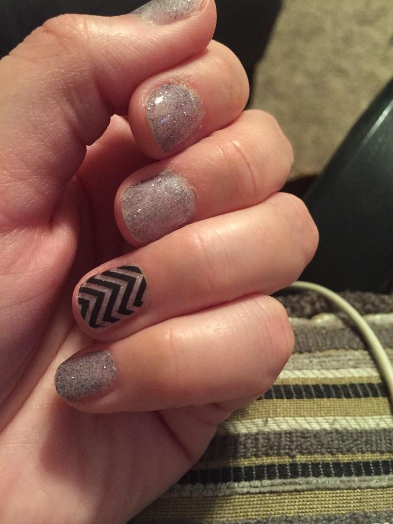 Graphite TruShine gel enamel. Jamberry nails. | Jennifer Boller | Flickr