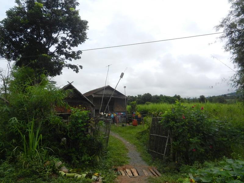 Бирма, строения
