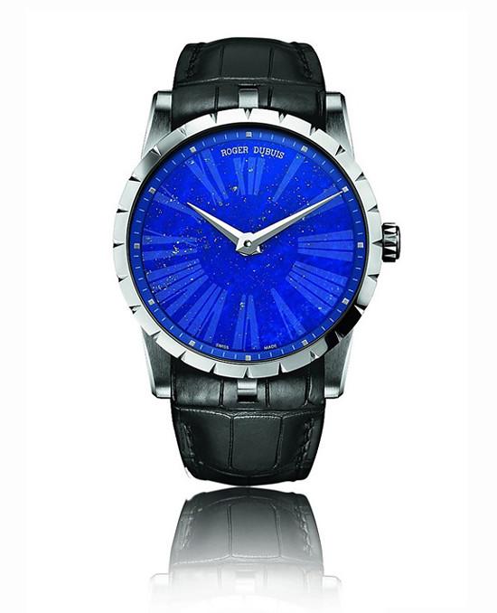Excalibur 42 Cadran Precieux rare dial automatic watch