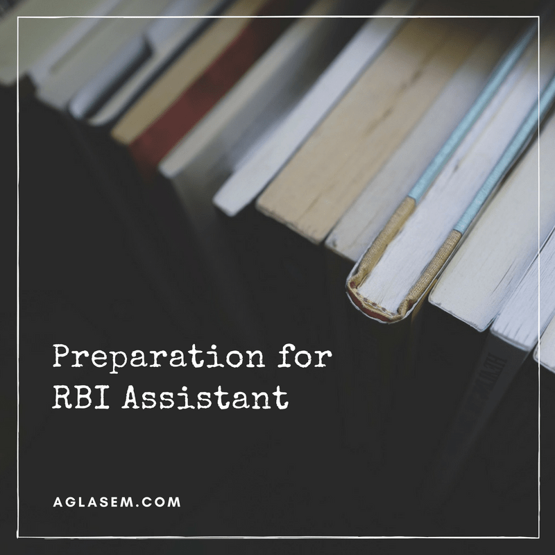 How to Prepare For RBI Assistant 2016   RBI Assistant Preparation