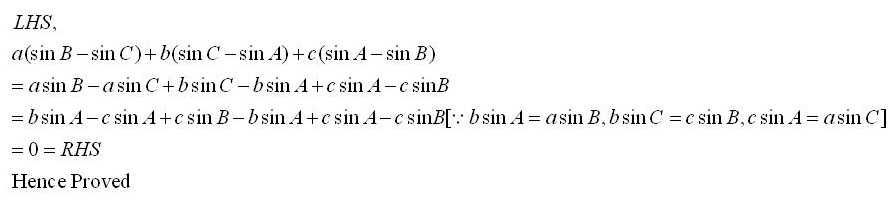 RD-Sharma-Class-11-Solutions-Chapter-10-sine-and-cosine-formulae-and-their-applications-Ex-10.1-q14