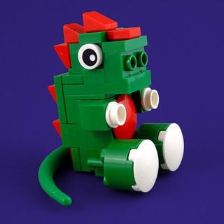 Cuddly Toys: Dragon